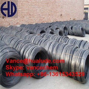 Black Annealed Iron Wire with Good Quality China Supplier