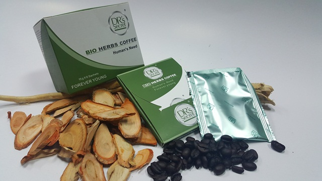 (OEM/ODM) Manufacturer Bio Herbs Coffee Series