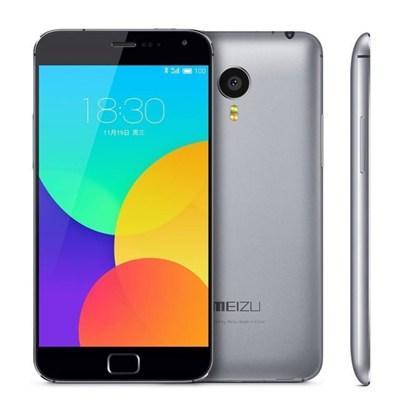 Meizu MX 5 (Unlocked, 16GB, Grey)