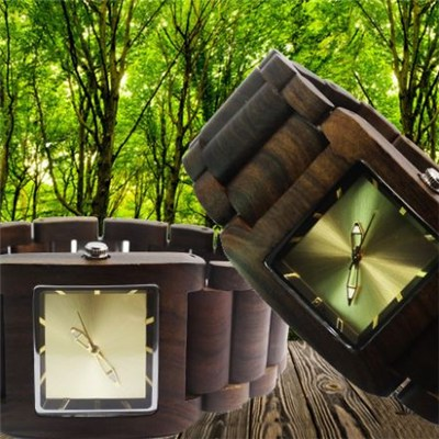 High Quality New Fashion Natural Wooden Watch
