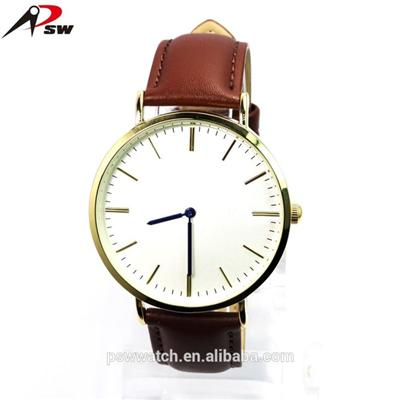 New Watches 2016 Quartz Miyota 2025 Movement Watch