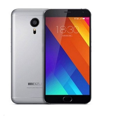 Meizu MX 5 (Unlocked, 32GB, Silver Black)