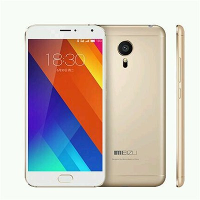 Meizu MX 5 (Unlocked, 32GB, Gold)