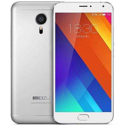 Meizu MX 5 (Unlocked, 16GB, Silver White)