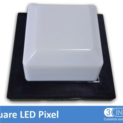 50mm DMX Square LED Pixel Indoor