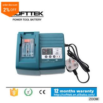 Universal Makita Drill Battery Charger For 14.4V-18V