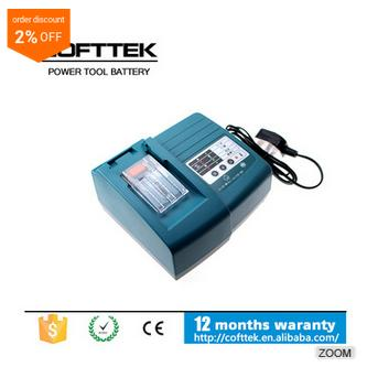 2016 Makita Li-ion battery charger 7.2V 9.6V 12V 14.4V 18V