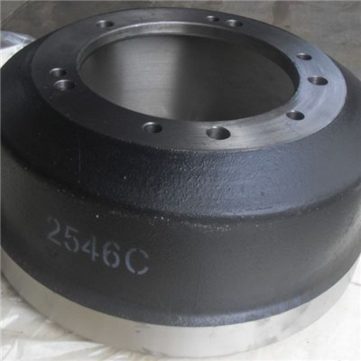 0310669110 Truck Brake Drum Suit For BPW