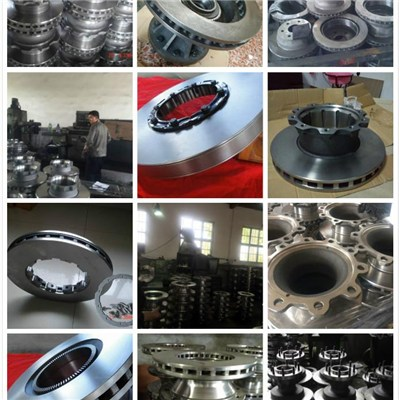 Our Truck Brake Disc List