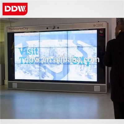 55 High Bright Outdoor Video Wall system signal support DVI/HDMI/VGA/AV/YPBPR