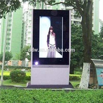 82 Inch High Brightness Outdoor Digital Signage android media player
