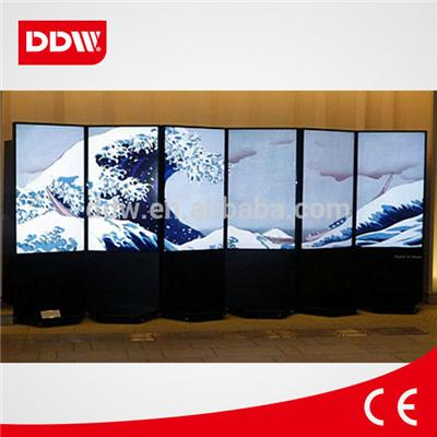 42 Inch high quality Android OS Digital Signage Displays IP/WIFI remote network control wall mounted