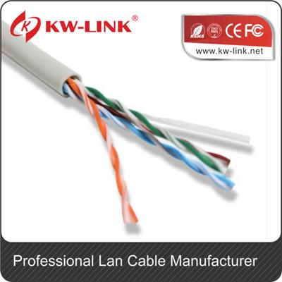 Cat5e Bare Copper UTP Bulk Ethernet Cable