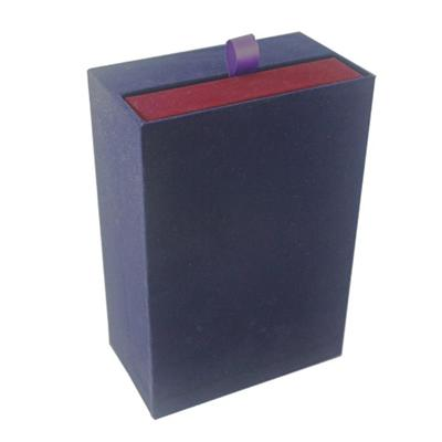 Velvet Drawer Gift Box/CMXDGB-009