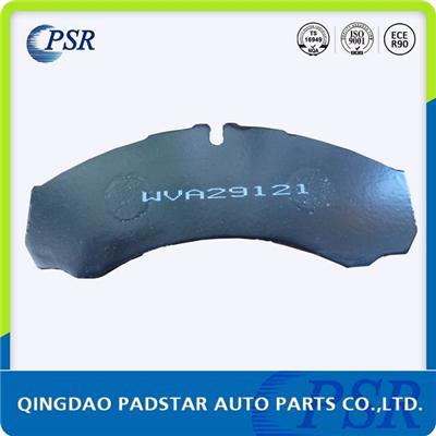Replacement Daf Brake Pad WVA29121