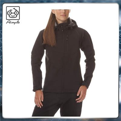 2013 Best Black Soft Shells Winter Outdoor Running Jackets For Women