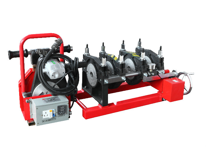 Manual PE Pipe Fusion Welding Machine from 90 to 200mm