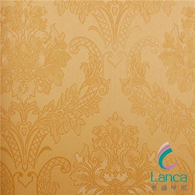 Hot Selling Modern Classic Decorative Wallpaper For Hotel Decor LCPE091150805