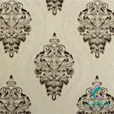 Classic Paintable Wall Covering Panels Art Deco Wallpaper For Restaurants S Decoration LCPE1270505