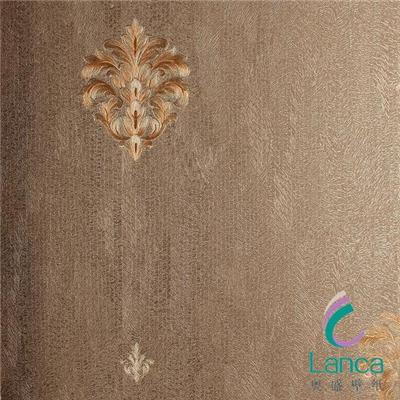 Paper Backed Vinyl Wallcovering Cheap Classic Wallpaper LCPE088 YS1108