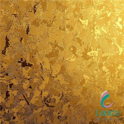Economic Waterproof Commercial Metallic Wallcovering LCJH0028136