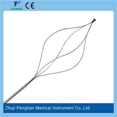 Ercp Spiral Stone Extraction Basket