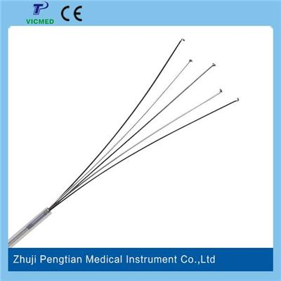 Disposable 5-Prong Grasping Forceps of CE0197