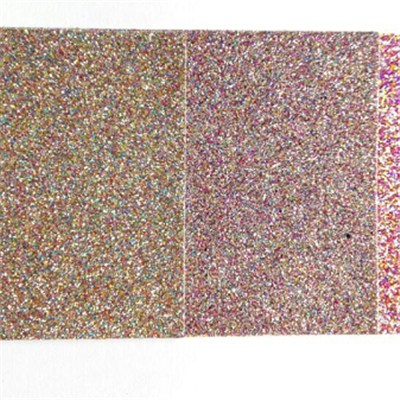 Mix Color Glitter Paper