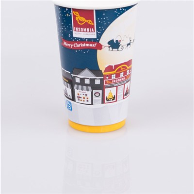 Pando Disposable double wall paper hot cups