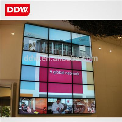 42inch 2x2 Samsung Video Wall bezel width 10mm HD physical resolution 1920x1080