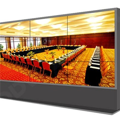 500 nits 46 Inch Ultra Narrow Bezel Lcd Video Wall LED backlit 1920 x 1080