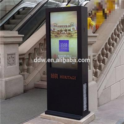 70 Inch floor standing Outdoor Digital Signage Advertising machine