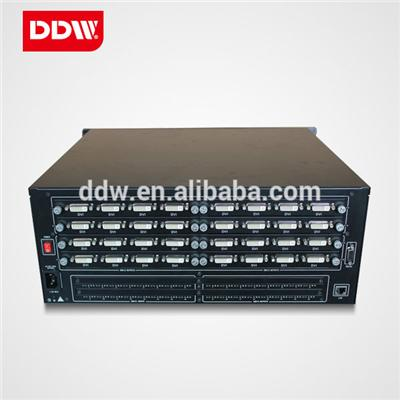 Lg Hvbrid Video Wall Controller each channel support 1920x1200 resolution signal inputs and outputs