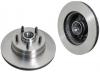 Kia Retona dacromet ventilated brake disc with hub
