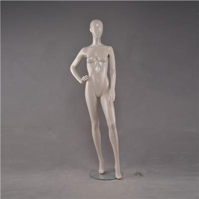 Fashion Abstract Female Mannequin Body