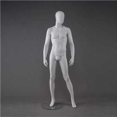 Custom Poseable Male Lifelike Muscle Mens Mannequin Forms For Sale