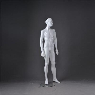 Display Walking Sexy Realistic Mature Male Mannequins For Sale