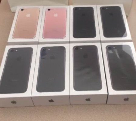 Apple iphone 7, 7 plus all color