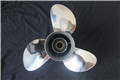 Stainless Steel Material YAMAHA Brand 40-50HP 11-1/8X13 size Propeller
