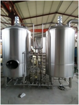 500L Beer making equipment, turnkey brewery system