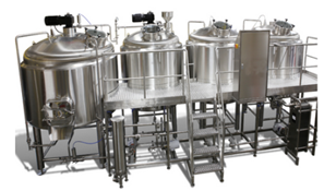 1000L Commercial beer brewery equipment for sale