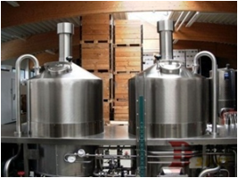Small brewery equipment 500l with top quality, Chinese supplier