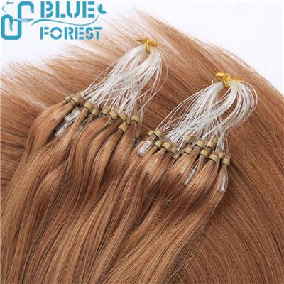 2016 New Style Easy Use Micro Ring Hair Extension ,Remy Human Hair