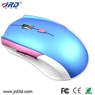 JRD WM07 2.4G Wireless Mouse 800/1000/1600 DPI Adjustable Computer Mouse Mice
