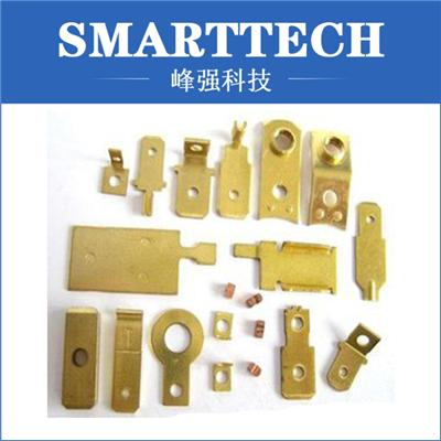 High Quality Sheet Metal Deep Drawn Parts