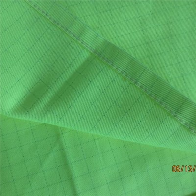 YSETEX EN11612 FRC And High Visible Yellow Fabric
