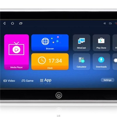 Android 5.1 OS, 10.1-inch Display New
