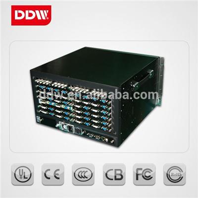 Quad PC Video WALL Processor high-bandwidth uncompressed processing DDW-VPHXXXX
