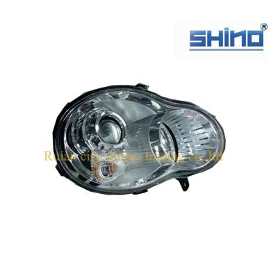 Wholesale All Of Auto Spare Parts For Original Lifan 320 Headlamp F4121200 F4121100 F4121200B1 F4121100B1 ,with ISO9001 Certification,anti-cracking Package,warranty 1 Year