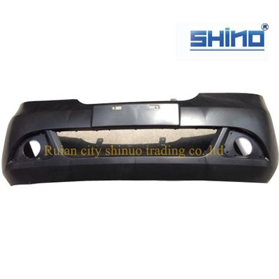 Wholesale all of auto spare parts for CHERY Q22 FRONT BUMPER Q22-2803601 with ISO9001 certification ,standard package anti-cracking